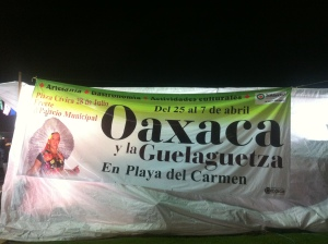 Fair from Oaxaca